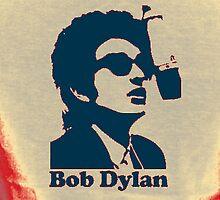 Bob Dylan  by TommyLarry