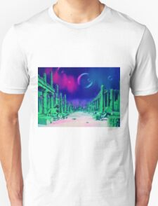 Sailor Moon Poster Unisex T-Shirt