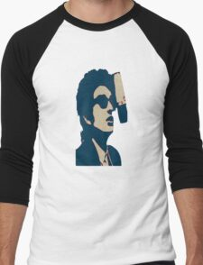 Bob Dylan  Men's Baseball ¾ T-Shirt