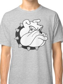 English Bulldog Cartoon Classic T-Shirt
