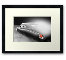 One Man's Heaven Framed Print