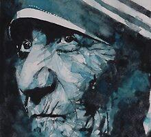 Mother Teresa by LoveringArts