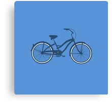 Bike 1 Canvas Print