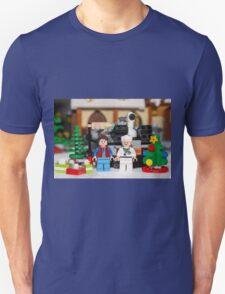Doc and Marty Xmas Unisex T-Shirt