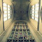 Bath Abbey Ceiling by Chris Millar
