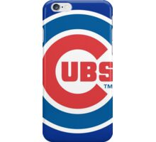 Chicago cubs 2 iPhone Case/Skin