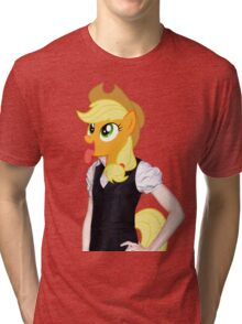 Applejack woman Tri-blend T-Shirt
