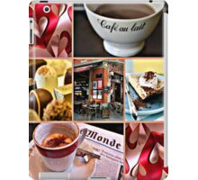 cafe au lait iPad Case/Skin