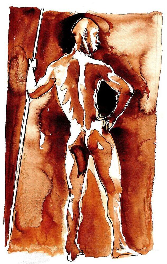 The Spartan by ivDAnu