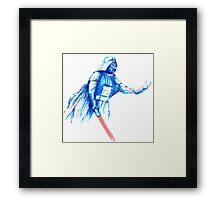 Pirmary Vader Framed Print