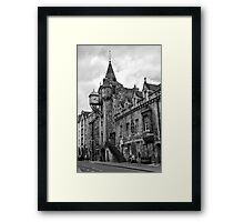 People's Story Museum  Framed Print