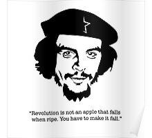 "Che ""Make it Fall"" Poster"