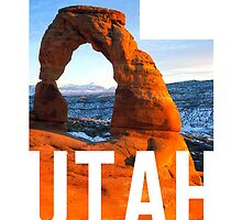 Utah - Arches by Daogreer Earth Works