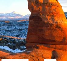 Utah - Arches Sticker