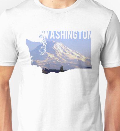 Washington - Rainier Unisex T-Shirt