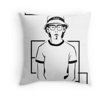 Dudley Shapes Throw Pillow