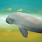 DUGONG by jansimpressions