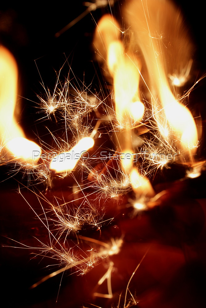 playing with fire by Perggals© - Stacey Turner