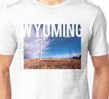 Wyoming - Windmill Unisex T-Shirt