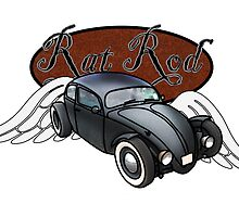 Rat Rod by TheThomasLion