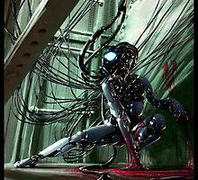 Cyberpunk Photography 056 by Ian Sokoliwski