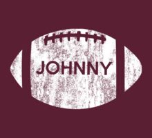 Johnny Football V-Neck Shirt by 785Tees