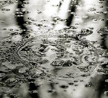 Abstract Ice by Schyljuk