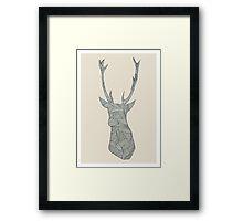 Deer.  Framed Print