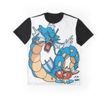 Gyarados & Magikarp Graphic T-Shirt