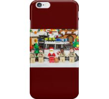 Santa and the Ghostbusters iPhone Case/Skin