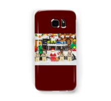 Santa and the Ghostbusters Samsung Galaxy Case/Skin