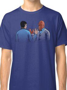 Vulcan Salute Classic T-Shirt
