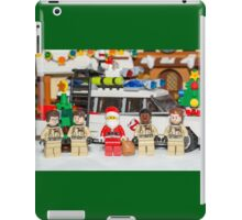 Santa and the Ghostbusters iPad Case/Skin