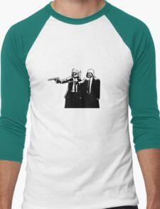 StarPulp Men's Baseball ¾ T-Shirt