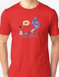 Three More Wishes Unisex T-Shirt