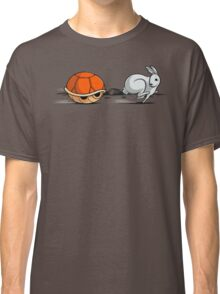 The hare and the shell Classic T-Shirt