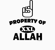 Property of ALLAH T-Shirt Unisex T-Shirt