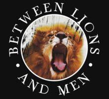 BL&M - Lion Crest (White) by Between Lions & Men