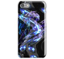 Abstract Goddess iPhone Case/Skin