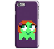 d3zydration Ghost Mascot iPhone Case/Skin