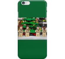 Ghostbuster Christmas Tree iPhone Case/Skin