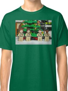 Ghostbuster Christmas Tree Classic T-Shirt