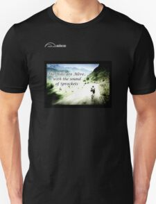 Cycling T Shirt - Hills are Alive T-Shirt