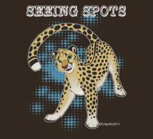 Seeing Spots! -dark print- T-Shirt