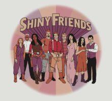 Shiny Friends by tonynichols