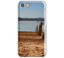 Dry Fence Line iPhone Case/Skin