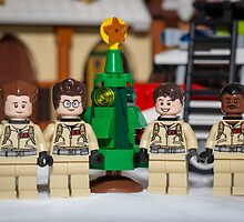 Small Tree GhostBusters by garykaz