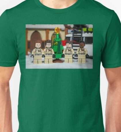 Small Tree GhostBusters Unisex T-Shirt
