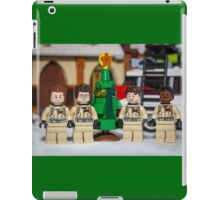 Small Tree GhostBusters iPad Case/Skin