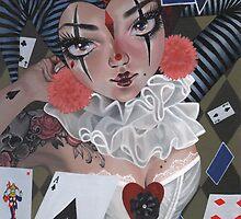 Harlequin by Susan Van Sant